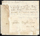 """1458 - Piccola Lettera Completa Di Testo Da Felizzano 22/9/1458, Manoscritto """"cito Cito"""". Rara!... - ...-1850 Voorfilatelie"""