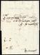 1509 - Lettera Completa Di Testo Da Venezia 3/3/1509 A Berutti. Rara.... - ...-1850 Voorfilatelie