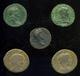 Róma Császárkor Bronz Lot 3. (5 Db) - Römische Münzen