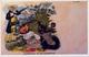 Sorprese Di Un Botanico - Maliziose - Italia 1902 - Riproduzione Da Originale - Cartes Postales