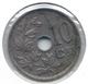 ALBERT I * 10 Cent 1929 Frans * Nr 5502 - 1909-1934: Albert I