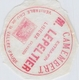 Bistrot & Alimentation > Etiquettes > Fromage Fragment Emballage Camembert Lepelletier Lisieux Calvados 14 Normandie - Formaggio