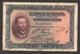 Banknote Spain - 25 Pesetas – October 1926 – Saint Francisco Xavier - Condition G - Pick 71a - 1-2-5-25 Pesetas