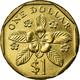 Monnaie, Singapour, Dollar, 2009, Singapore Mint, TTB, Aluminum-Bronze, KM:103 - Singapour