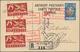 Beleg 1930, 1.Postflug Vaduz-St.-Gallen-Vaduz Auf 10 Rp. GA-R-Karte Mit ZuF Und R-Antwortkarte Mit CH/FL-MiF, Mi. 140.- - Unclassified