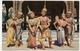 (RECTO / VERSO) THAILANDE - TEPBANTERNG DANCE - BANGKOK - THAILANDE - BEAUX TIMBRES - FORMAT CPA VOYAGEE - Thailand