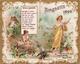 CALENDARIETTO  ALMANACCO MIGONE 1900 SEMESTRINO - Calendari