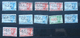 Lot ° - Revenue Stamps