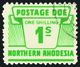 O Northern Rhodesia - Lot No.858 - Northern Rhodesia (...-1963)
