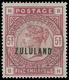 O Zululand - Lot No.1182 - South Africa (...-1961)