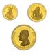 NIGER | Lotto Di Tre Monete Da 100, 50 E 25 Franchi. AU. - Coins
