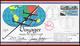 U.S.A. 1986 - Aerogramma Trasportato Dal Velivolo Voyager Dal 14 Al 23/12/1986, Nel Giro Attorno Al ... - Italy