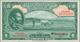 Ethiopia / Äthiopien: State Bank Of Ethiopia 1 Dollar ND(1945) Uniface Color Trial SPECIMEN Of Front - Ethiopië