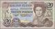 Falkland Islands / Falkland Inseln: The Government Of The Falkland Islands 20 Pounds 1984, P.15a, Al - Falklandeilanden