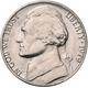 Vereinigte Staaten Von Amerika: FEHLPRÄGUNG: 5 Cents 1979 / Jefferson Nickel / 4,85 G. Beidseitige P - United States
