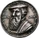 Altdeutschland Und RDR Bis 1800: Pfalz - Kurlinie Simmern Johann II. 1500-1557: Silbermedaille 1554 - [ 1] …-1871: Altdeutschland