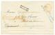 """""""F.S.P Pour La NLLE CALEDONIE"""" : 1869 Cachet F.S.P + GRAND CHANCELIER / DE LA LEGION D' HONNEUR + PARIS Son DES CONTRE-S - 1871-1875 Ceres"""