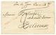 1831 GUYANE FRANCAISE En ROUGE + PAYS D' OUTREMER Sur Lettre Avec Texte De CAYENNE Pour BORDEAUX. TB. - Ohne Zuordnung