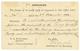 INDIA - BURMA : 1885 H.M.S 1/4a P./Stationery Canc. R + RANGOON To TAVOY. Small Tear. Vvf. - India (...-1947)
