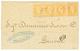 ROMANIA : 1871 25B Strip Of 4 Canc. BRAILA On Cover To ITALY. Signed BOLAFFI. Vf. - Romania