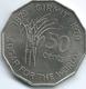 Fiji - Elizabeth II - 1979 - 50 Cents - FAO - Centennial Of 1st Indians In Fiji - KM44 - Fiji