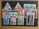 MONACO Poste NON DENTELES N° 353 à 364 Série Complète  Neufs Sans Charnière Cote 205 € - Unused Stamps