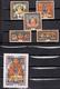 BHUTAN 1969 Thanka Silk Stamps And One Perf Souvenir Sheet MNH Scott 105 - 105 D & 105E Perf MNH Bhoutan - Bhutan