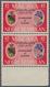 Malaiische Staaten - Negri Sembilan: 1959 Unissued 10c. Red, Intended For Tuanku Abdul Rahman's Silv - Negri Sembilan