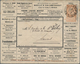 Belgien - Ganzsachen: 1898, Stationery Envelope 10c. Orange-brown With Advertisement Imprints On Fro - Stamped Stationery