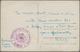 Großbritannien - Besonderheiten: 1920: Stampless Photographic Post Card Of The British Delegation, B - Andere