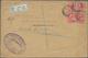 Großbritannien - Besonderheiten: 1921: Registered Envelope Addressed To England Bearing Great Britai - Sonstige