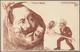 Ansichtskarten: Künstler / Artists: Orens Denizard, Le Burin Satirique, Karte Nr. 29, Auflage 250 St - Ohne Zuordnung