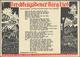 "Ansichtskarten: Propaganda: 1933, "" Berchtesgadener Berg Lied"" Mit Obersalzberg ""Das Heim Des Führer - Politieke Partijen & Verkiezingen"