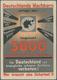 "Ansichtskarten: Propaganda: 1934, ""Deutschlands Nachbarn..."", Farbige Propagandakarte Postalisch Gel - Politieke Partijen & Verkiezingen"