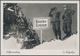 """Ansichtskarten: Propaganda: 1938 Ca., """"Zoolgrenzschutz"""", 8 Großformatige Fotokarten, Alle Ungebrauch - Parteien & Wahlen"""