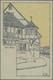 Ansichtskarten: Baden-Württemberg: WEINHEIM An Der Bergstrasse (alte PLZ 6940), Schachtel Mit Gut 15 - Zonder Classificatie