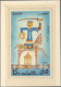 Ägypten: 1961/1995, Lot Of Eight Large Sized Hand-drawn Artwork, E.g. Referring To Michel Nos. 1031, - Egypt