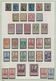 Belgien: 1850/1932, Mint And Used Collection On Album Pages From Some Classic Stamps, 1869-1880 25c. - België