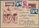 Bulgarien - Ganzsachen: 1953/1962, Assortment Of 54 Commercially Used Stationeries (mainly Envelopes - Postal Stationery