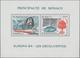 "Monaco: 1994, Cept ""Explorations"", Bloc Speciaux Perforated, 48 Pieces Mint Never Hinged. Maury BS22 - Monaco"