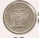 MOCAMBIQUE Mozambique 5$ ESCUDOS 1935 SILVER 7*0,650 AG - Mozambique