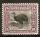 NORTH BORNEO 1925 24c SG 288 PERF 12½  MOUNTED MINT Cat £80 - North Borneo (...-1963)