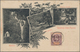 Malaiische Staaten - Penang: 1900 - 1940 (ca.), Collection Of 270 Picture-postcards With Great Varie - Penang
