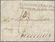 Hamburg - Marken Und Briefe: 1807/1867, Sauber Posten Von Vier Gebrauichten 1/2 Schilling Ganzsachen - Hamburg (Amburgo)