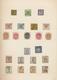 Altdeutschland Und Deutsches Reich: 1850/1945, Gestempelte Und Ungebraucht/postfrische Sammlung Im B - Allemagne