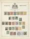 Hamburg - Marken Und Briefe: 1859-1867, überkomplette Qualitätssammlung Mit Insgesamt 28 Marken, Led - Hamburg (Amburgo)