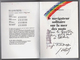 Julos Beaucarne Le Navigateur Solitaire Sur La Guerre Des Mots Dédicace Autographe 1997 - Livres Dédicacés
