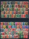 Germany , Empire/3rd Reich ,nice Postmarked Party , 5 Big Stock-cards , Postmarked (as Per Scans) VFU - Deutschland
