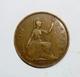 GREAT BRITAIN / GRAN BRETAGNA - One Penny ( 1945 ) GEORGE VI - D. 1 Penny