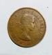 GREAT BRITAIN / GRAN BRETAGNA - One Penny ( 1962 ) Elizabeth II - 1902-1971 : Monete Post-Vittoriane